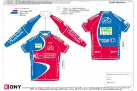 maillot ccc 2013
