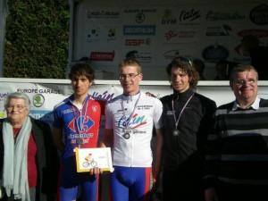 Championnat de l'ain 2e catégorie 2012