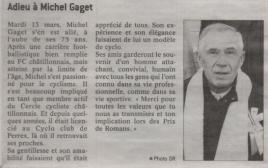Michel GAGET